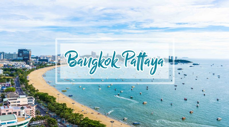 Paket Tour Bangkok Pattaya 4 Hari 3 Malam