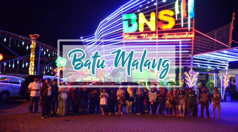 Paket Outing Company Malang Batu 3H2M