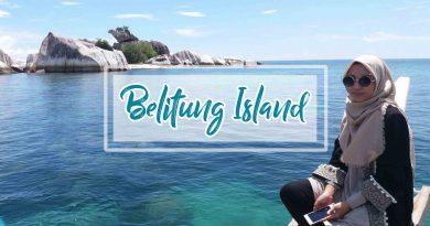 Paket Tour Wisata Belitung 4 Hari 3 Malam
