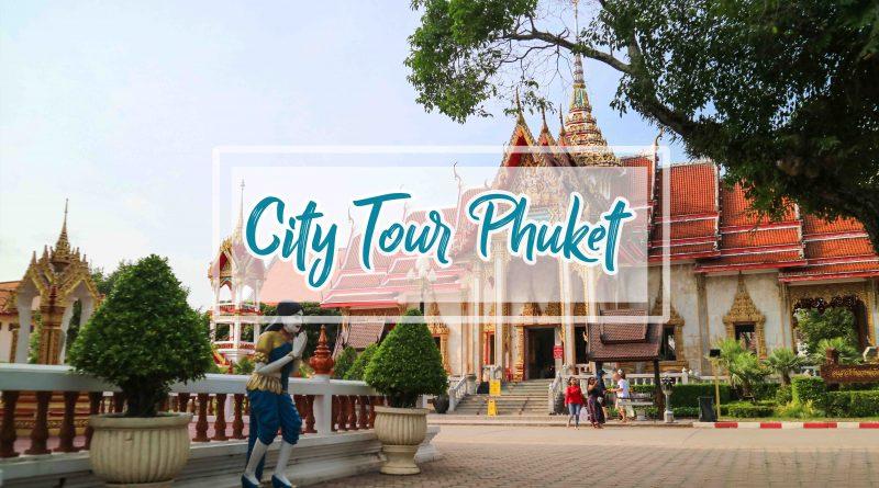 Paket Thailand Phuket City Tour 3 Hari 3 Malam