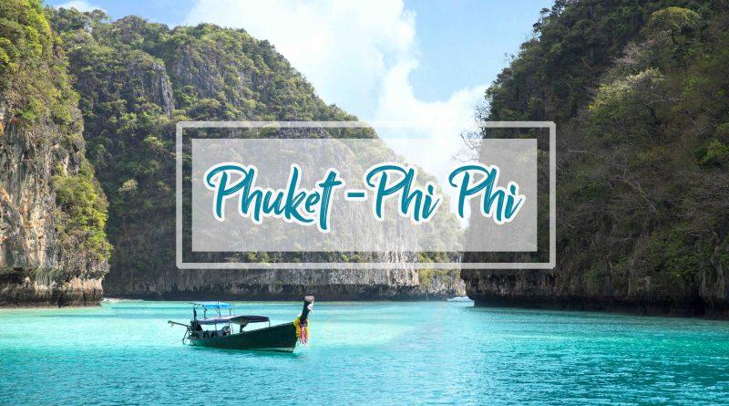 Paket Tour Thailand Phuket Phi Phi 4 Hari 3 Malam