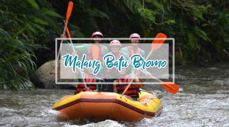 Outbound Rafting Malang Batu Bromo 3H2M