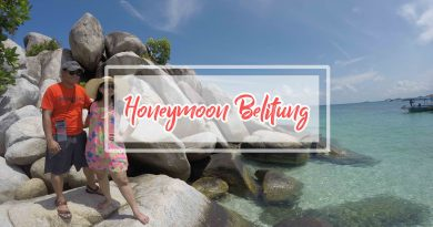 Paket Wisata Honeymoon Tour Belitung 3 Hari 2 Malam