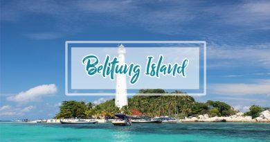 One Day Trip Belitung Tour 1 Hari Hopping Island