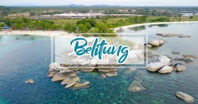 Paket Tour Wisata Belitung 3 Hari 2 Malam