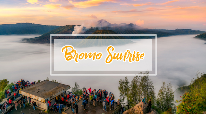 Paket Open Trip Bromo Midnight Tour 1 Hari