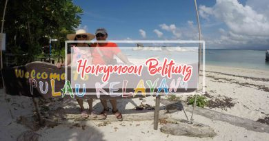 Paket Wisata Honeymoon Tour Belitung 4 Hari 3 Malam
