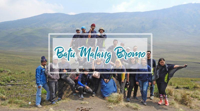 Gathering Company Malang Batu Bromo 2H1M