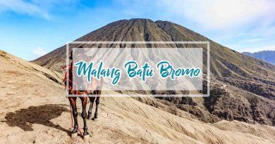Paket Wisata Malang Batu Bromo 3H2M