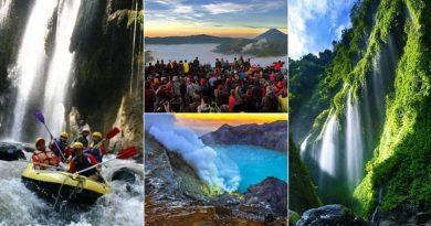 Paket Tour Wisata Bromo dan Air Terjun Madakaripura