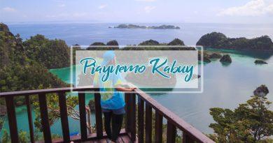 Paket Wisata Raja Ampat Piaynemo Kabuy 3 Hari 2 Malam Resort