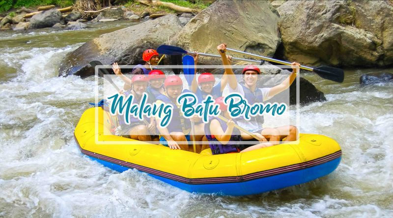 Outbound River Tubing Batu Bromo 2H1M