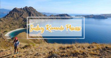 Open Trip Sailing Komodo Phinisi 3 Hari 2 Malam