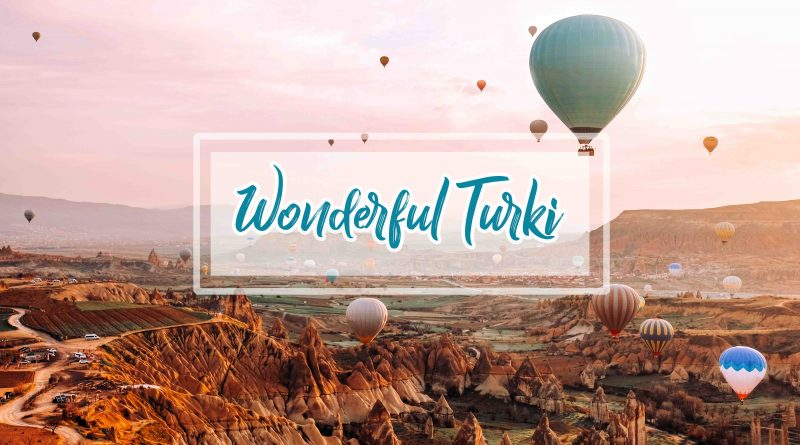 Paket Tour Wonderful Turki 9 Hari