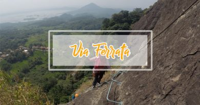 Open Trip Via Ferrata