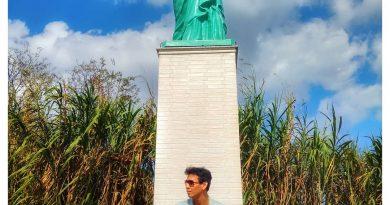 The world landmark merapi