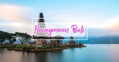 Paket Honeymoon Bali 3h2m Tour A