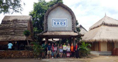 Paket Tour Wisata Lombok 4 Hari 3 Malam