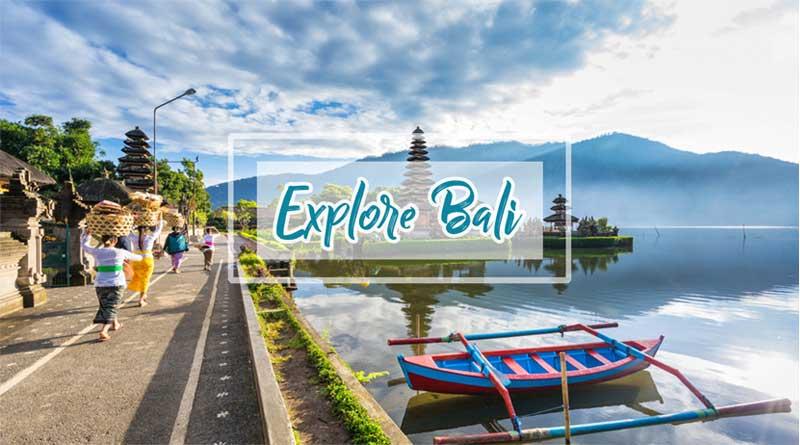 Paket Wisata Bali 3h2m Tour A