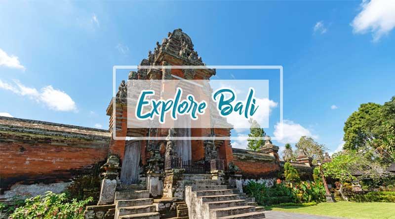 Paket Wisata Bali 4h3m Destinasi Populer