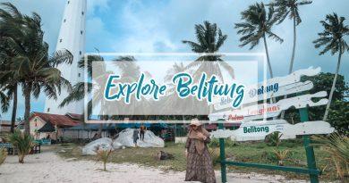 Paket Wisata Belitung 2Hari 1Malam Tanpa Hotel