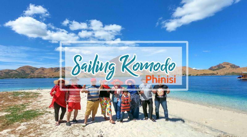 Paket Sailing Komodo 3H2H Kapal Phinisi