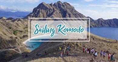 Paket Wisata Sailing Komodo 3H2M