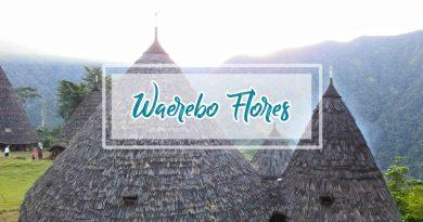 Paket Tour Wisata Wae Rebo 2H1M