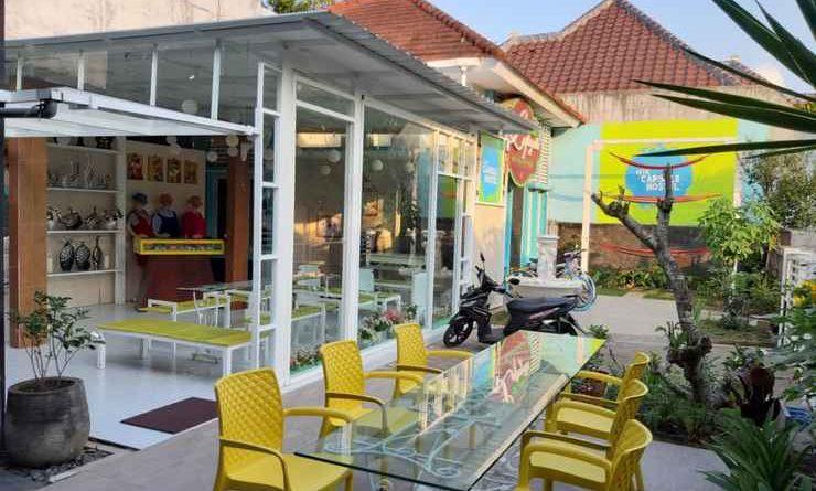 Butik Capsule Hostel Araya